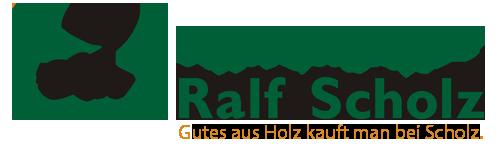 Tischlermeister Ralf Scholz